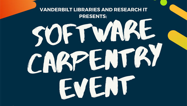 Photo for Software Carpentries boot camp set for Oct. 24–25