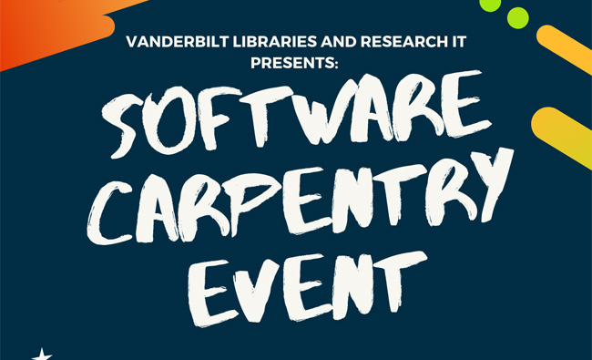 Software Carpentry Event