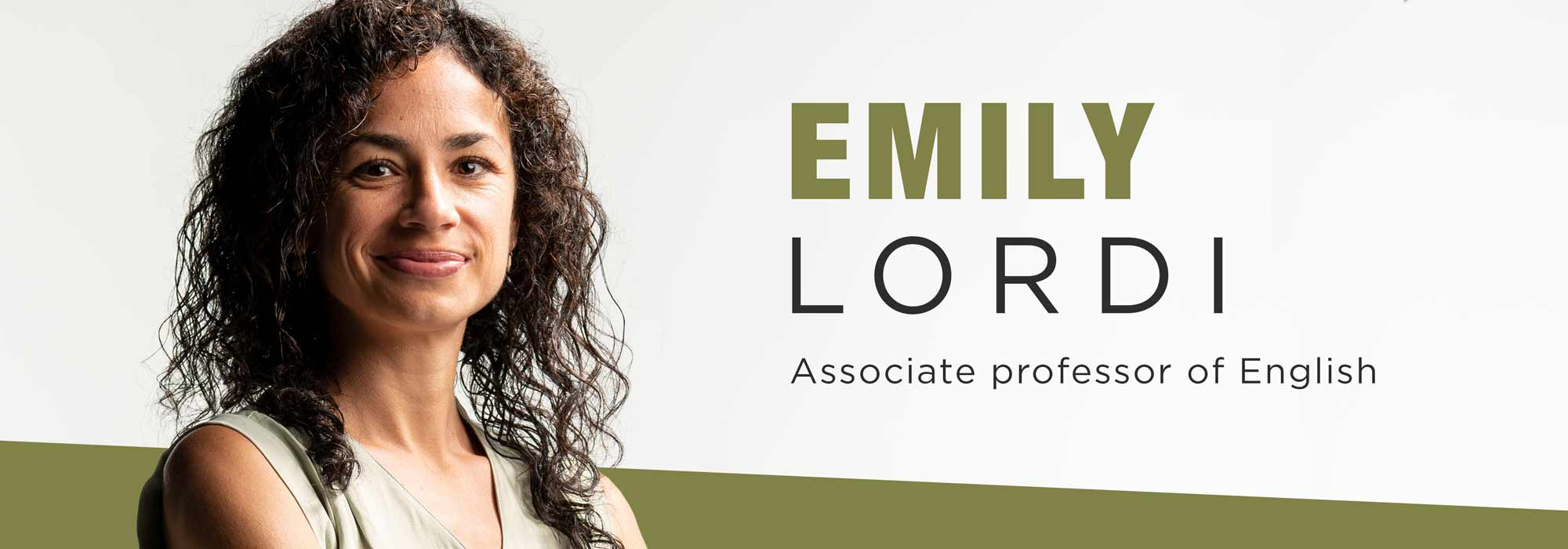 New faculty Emily Lordi: At the intersection of black expressive culture