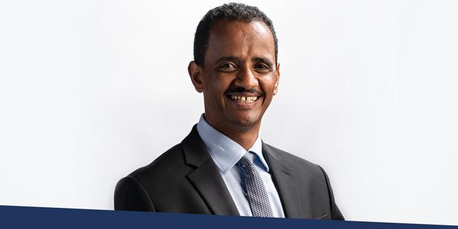 Mulubrhan Mogos, assistant professor of nursing (Vanderbilt University)