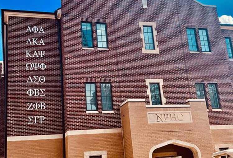 National Pan-Hellenic Council House at Vanderbilt