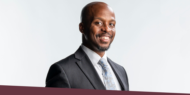 Anthony Reed, associate professor of English (Vanderbilt University)