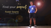 Find Your Impact: English major mixes silly with serious in musical tackling climate change