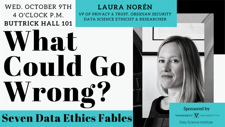 Laura Noren: What Could Go Wrong