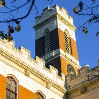 Kirkland Hall photo by Vanderbilt University
