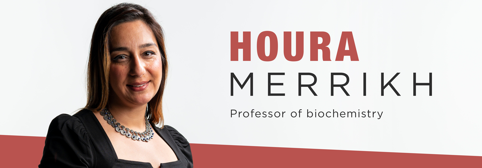 New faculty Houra Merrikh: On a collision course with antibiotic resistance