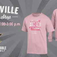 Vandyville pop-up shop Oct. 12