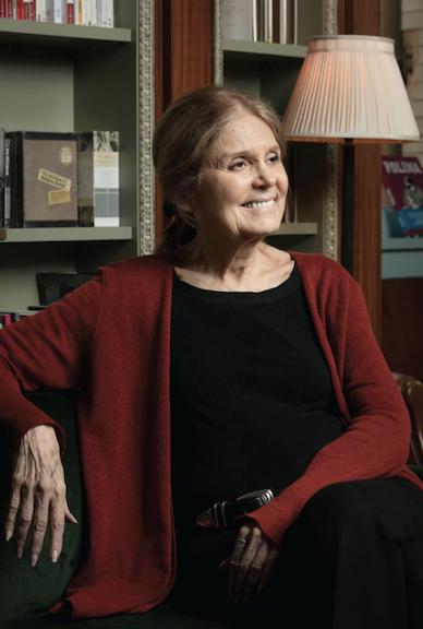 Gloria Steinem (Beowulf Sheehan)