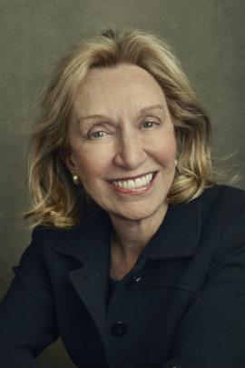 Historian and author Doris Kearns Goodwin (photo by Annie Leibovitz)