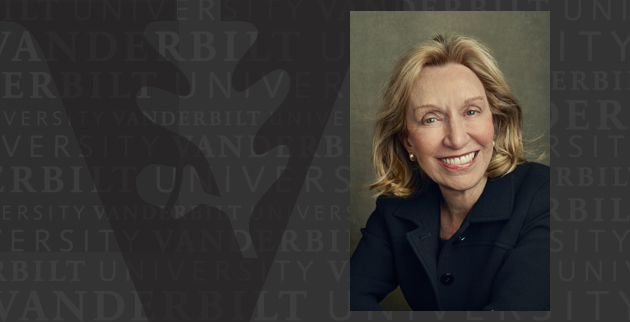 Chancellor's Lecturer Doris Kearns Goodwin (photo by Annie Leibovitz)