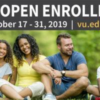 2020 Open Enrollment Oct. 17-31, 2019