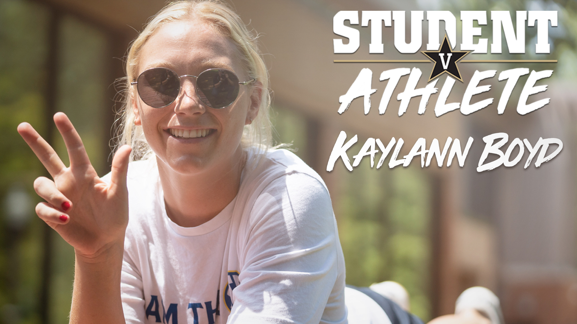 Student-athlete: Kaylann Boyd