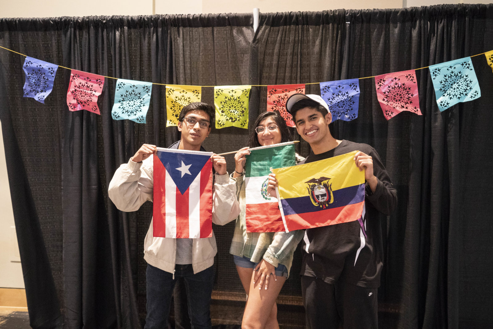 Students at Sabor Latino (Joe Howell/Vanderbilt University)