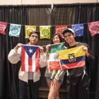 Students at Sabor Latino (Joe Howell/Vanderbilt University)