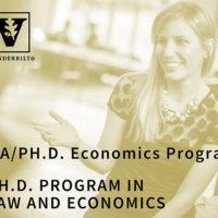 Graduate programs in economics image