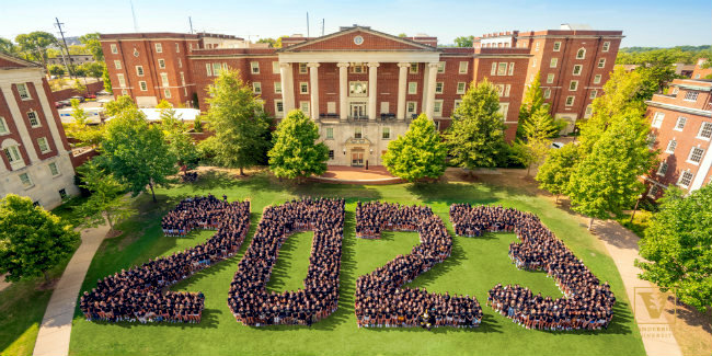 Class of 2023 photo by Daniel Dubois of Vanderbilt University