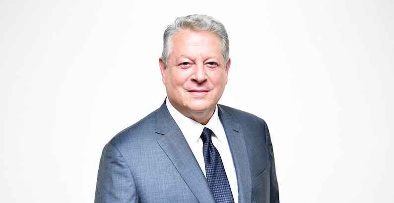 Al Gore to hold global climate crisis presentation at VU