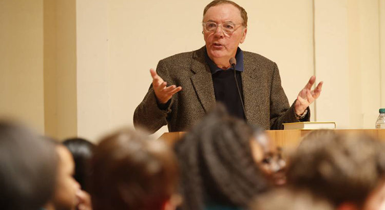 Fellowship program established by James Patterson to bring distinguished visiting scholars to campus