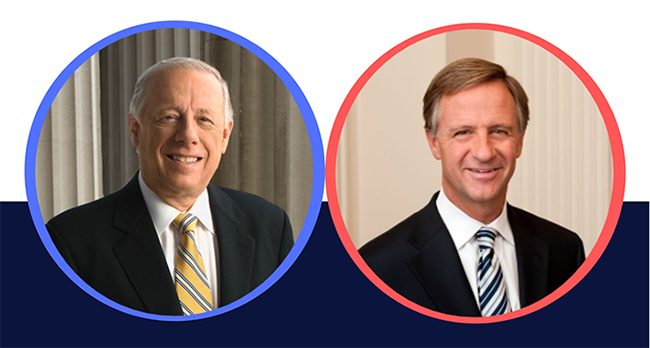 Phil Bredesen and Bill Haslam