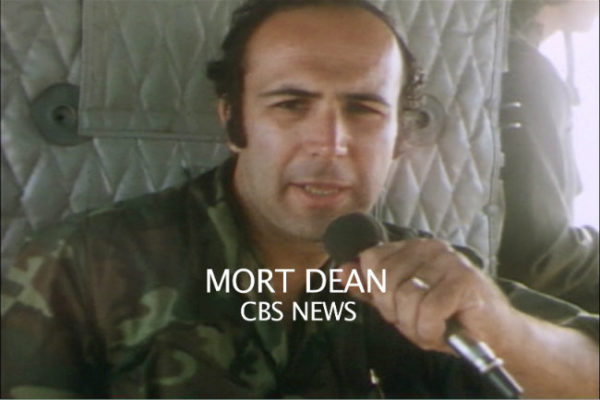 Award-winning journalist Morton Dean, reported extensively on the Vietnam War as a CBS News correspondent, will visit campus on Veterans Day (courtesy of Morton Dean)