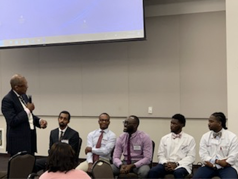 2019 MSEIP/Science Consortium on Minority Schools Conference at the Cal Turner Family Center at Meharry Medical College. (Photo courtesy of Meharry Medical College)