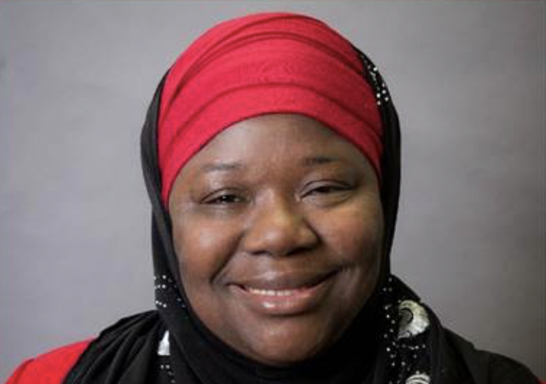 Metro Council Member-At-Large Zulfat Suara