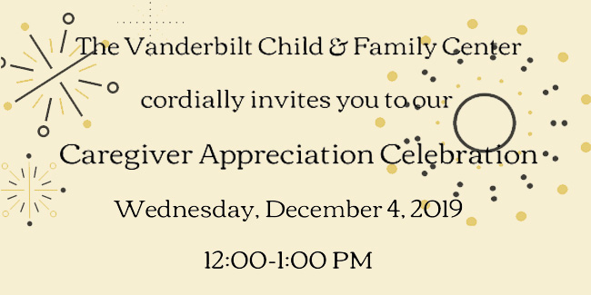 Caregiver Appreciation Celebration