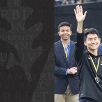 Troy Jiang, Vanderbilt's 2019 Outstanding Senior