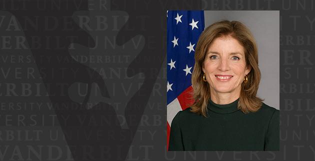 Caroline Kennedy, 2020 Vanderbilt Graduates Day speaker