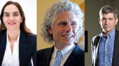 Little, Pinker and Zimmer to discuss global challenges at Chancellor's Lecture
