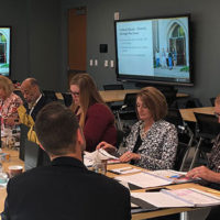 VUSN Dean's Advisory Board meeting