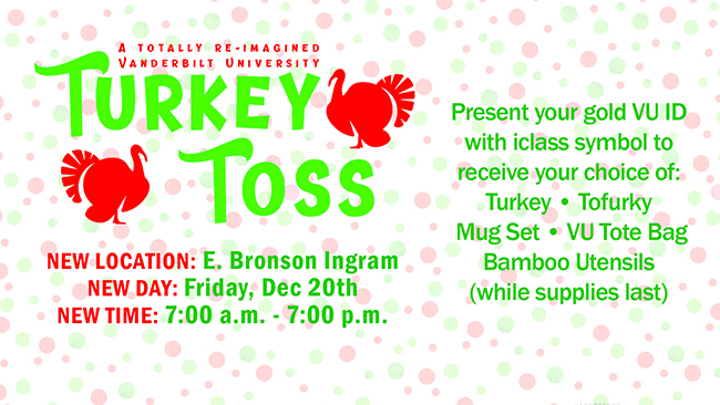 2019 Turkey Toss banner image