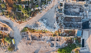 Vanderbilt archaeologists discover important medieval and Roman artifacts in ancient port city of Caesarea