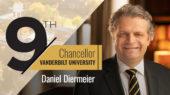 Internationally renowned scholar Daniel Diermeier named Vanderbilt University chancellor