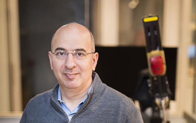 Simaan honored as IEEE fellow for robotics advancements