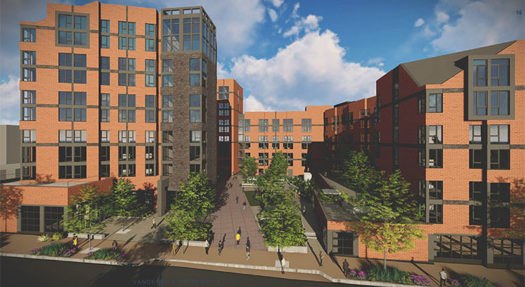 Construction to begin on Vanderbilt graduate and professional student housing development