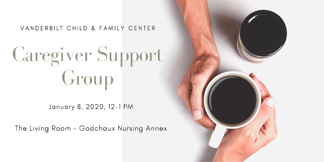 Caregiver Support Group meeting Jan. 8