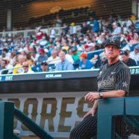Vanderbilt head baseball coach Tim Corbin