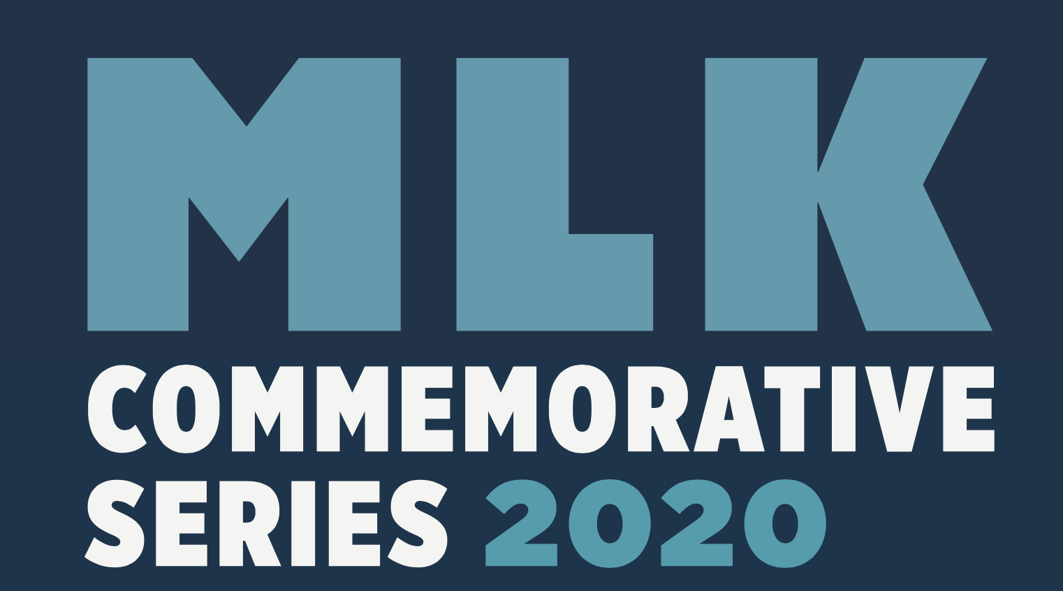 MLK Commemorative Series 2020