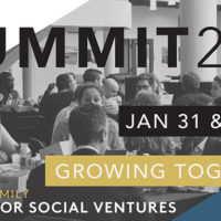 Turner Family Center Social Venture Summit 2020