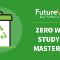 zero waste study and master plan graphic