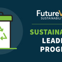Sustainability Leaders Program graphic