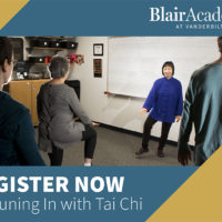 Blair Academy Tai Chi course