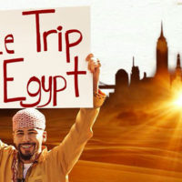 "A free screening of ""Free Trip to Egypt"" is scheduled for Jan. 26."