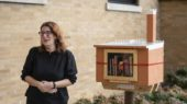 VU Press launches Little Free Library as part of 80th-year celebration