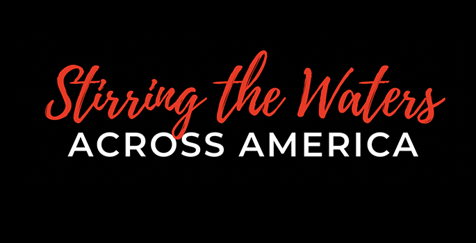 Stirring the Waters Across America logo