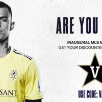Nashville Soccer Club MLS debut Feb. 29