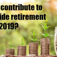 Form 415 Retirement Plan Contributions