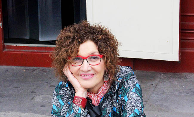 Myriam Moscona, award-winning Mexican poet, to give CLAS Distinguished Lecture Feb. 17
