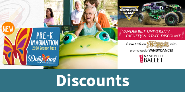 Benefit Spotlight: Discounts for Vanderbilt faculty and staff